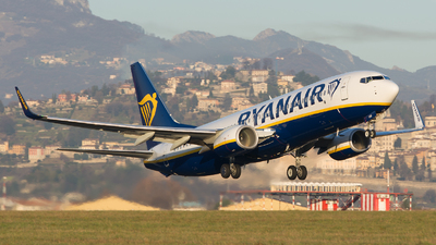 EI-FRX - Boeing 737-8AS - Ryanair