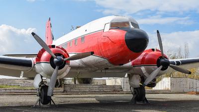 EP-TWB - Douglas C-47A Skytrain - Private
