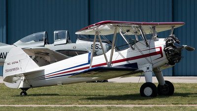 NC63794 - Boeing A-75N1 - Private