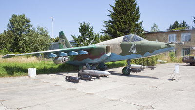 41 - Sukhoi Su-25K Frogfoot - Ukraine - Air Force