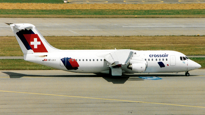 HB-IXY - British Aerospace BAe 146-300 - Crossair
