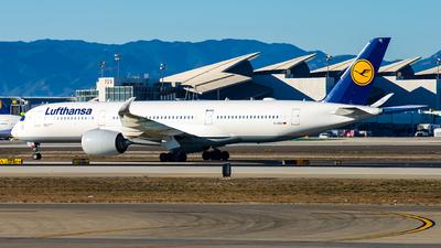 A picture of DAIXG - Airbus A350941 - Lufthansa - © Lynn Aisin-Gioro