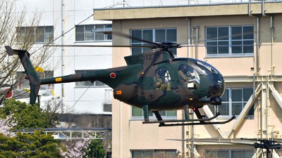 31279 - Kawasaki OH-6D - Japan - Ground Self Defence Force (JGSDF)