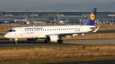 D-AECH - Embraer 190-100LR - Lufthansa Regional (CityLine)