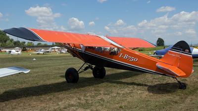 I-B750 - Zlin Savage Cub - Private