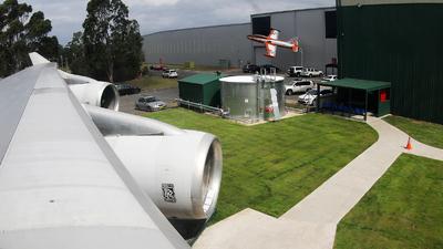 VH-OJA - Boeing 747-438 - Qantas