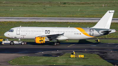 EC-MVG - Airbus A320-212 - Untitled