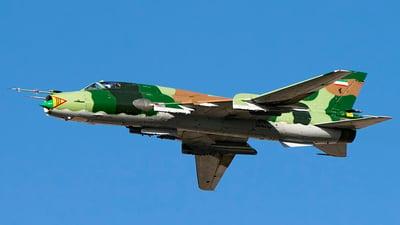 15-2470 - Sukhoi Su-22M4 Fitter K - Iran - Revolutionary Guard