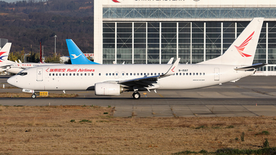 B-1597 - Boeing 737-8ME - Ruili Airlines
