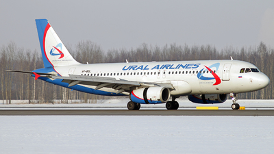 VP-BDL - Airbus A320-232 - Ural Airlines