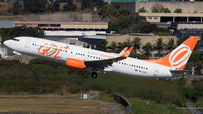 A picture of PRGXC - Boeing 7378EH - GOL Linhas Aereas - © Antonio Carlos Carvalho Jr.