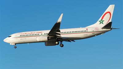 CN-RNZ - Boeing 737-8B6 - Royal Air Maroc (RAM)