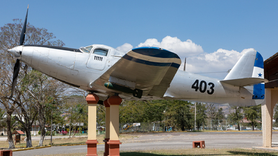 FAH-403 - Bell P-63E King Cobra - Honduras - Air Force