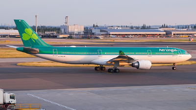 A picture of EIFNH - Airbus A330302 - Aer Lingus - © Simon330lover