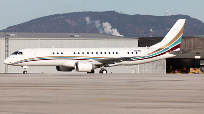 OO-NGI - Embraer 190 Lineage 1000 - Flying Service