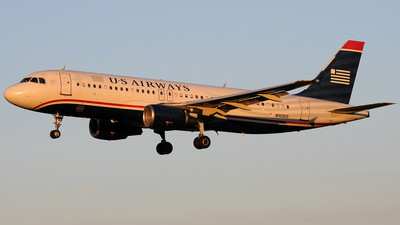 N103US - Airbus A320-214 - US Airways