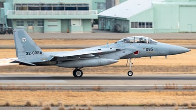 32-8085 - McDonnell Douglas F-15DJ Eagle - Japan - Air Self Defence Force (JASDF)