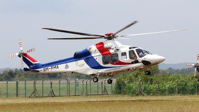 A picture of 9MPMA - Leonardo AW139 - [31807] - © Akangaviation
