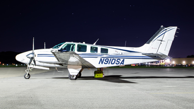 N910SA - Beechcraft 58 Baron - Quest Diagnostics