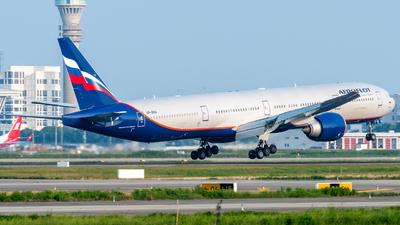 VP-BHA - Boeing 777-3M0ER - Aeroflot