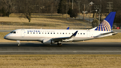 N87353 - Bombardier CRJ-200LR - United Express (Mesa Airlines)