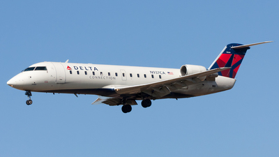 N937CA - Bombardier CRJ-100ER - Delta Connection (Comair)