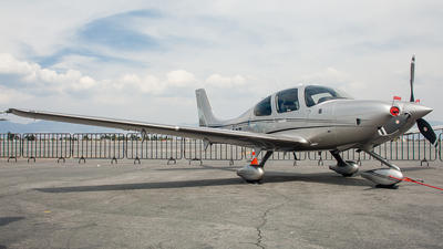N170CT - Cirrus SR22T - Cirrus Design Corporation