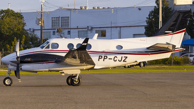 PP-CJZ - Beechcraft C90GTx King Air - Private