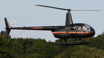 A picture of GMEEP - Robinson R44 Clipper II - [11641] - © Terry Wade