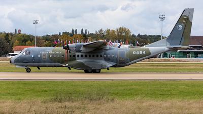 0454 - CASA C-295M - Czech Republic - Air Force