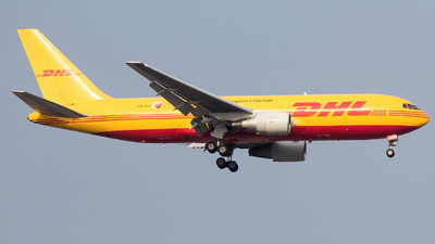 A picture of A9CDHJ - Boeing 767281(BDSF) - DHL - © Abdullah A. Mughal