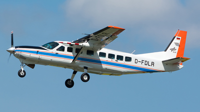 D-FDLR - Cessna 208B Grand Caravan - Germany - DLR Flugbetriebe