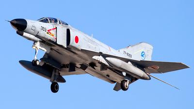 77-8393 - McDonnell Douglas F-4EJ Phantom II - Japan - Air Self Defence Force (JASDF)
