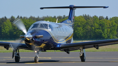 HB-FVG - Pilatus PC-12/47 - Private