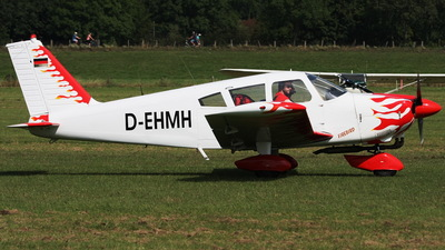 D-EHMH - Piper PA-28-180 Cherokee F - Private