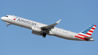 N929AA - Airbus A321-231 - American Airlines