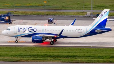 A picture of VTIZD - Airbus A320271N - IndiGo - © Sandeep Pilania