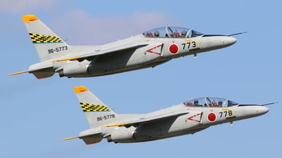 96-5773 - Kawasaki T-4 - Japan - Air Self Defence Force (JASDF)