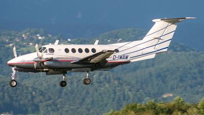 D-IWAW - Beechcraft B200 Super King Air - Private
