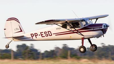PP-ESD - Cessna 140 - Private