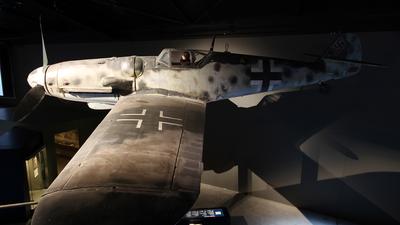 163824 - Messerschmitt Bf 109G-6 - Germany - Air Force
