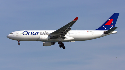 TC-OCF - Airbus A330-223 - Onur Air