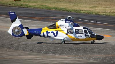 JA100Y - Airbus Helicopters AS365 N3+ Dauphin - Nakanihon Air Service