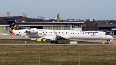 A picture of DACNI - Mitsubishi CRJ900LR - Lufthansa - © Steffen Müller
