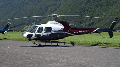 HB-ZPT - Eurocopter AS 350B3 Ecureuil - Swiss Helicopter AG