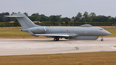 ZJ692 - Bombardier Sentinel R.1 - United Kingdom - Royal Air Force (RAF)