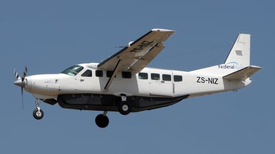 ZS-NIZ - Cessna 208B Grand Caravan - Federal Air