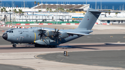 ZM418 - Airbus A400M Atlas C.1 - United Kingdom - Royal Air Force (RAF)