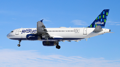 N537JT - Airbus A320-232 - jetBlue Airways