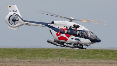 D-HOAG - Airbus Helicopters H145 - Wiking Helikopter Service